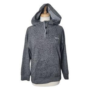 WEST49 Sweatshirt Hoodie Pullover Logo